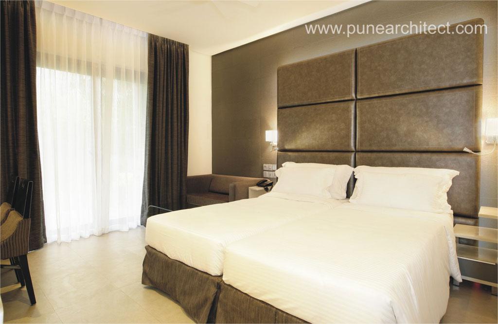 Hotel interior design photo gallery pune architect for Design hotel 6