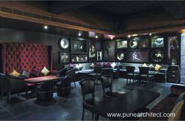 Pubs & Lounge Bars Interior Design - Pune Architect