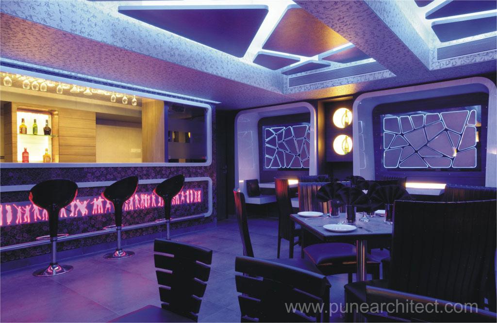 Melody restaurant photo gallery pune architect
